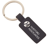 Milan Metal Keyring  by Gopromotional - we get your brand noticed!