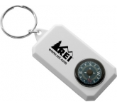 Outback Compass Keyring  by Gopromotional - we get your brand noticed!