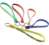Jumbo Ad Loop Keyring  by Gopromotional - we get your brand noticed!