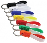 Mini Ad Loop Keyrings