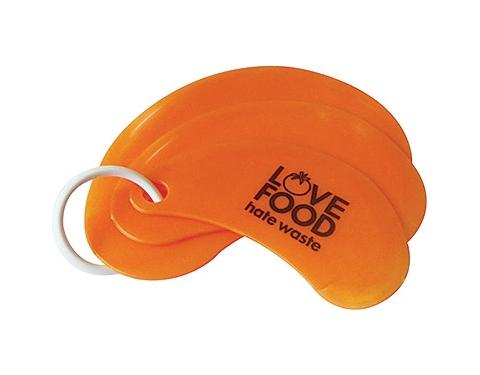 Curved Bowl Scraper Set