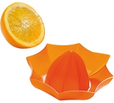 Orange Squeezer  by Gopromotional - we get your brand noticed!