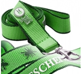 20mm 3D Logo Polyester Lanyard  by Gopromotional - we get your brand noticed!