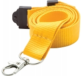 20mm Express Flat Polyester Lanyard  by Gopromotional - we get your brand noticed!