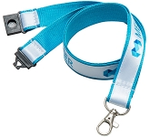 25mm Satin Applique Lanyard  by Gopromotional - we get your brand noticed!