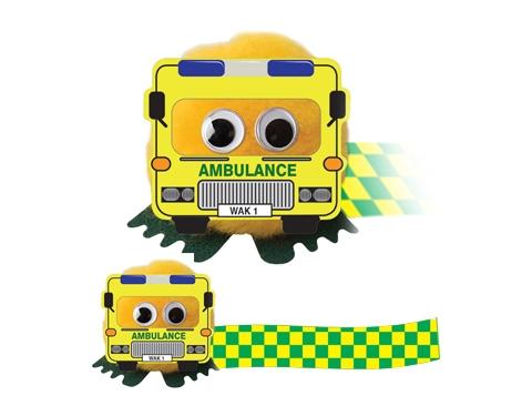 Ambulance Logo Bug