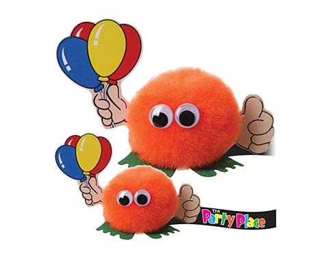 Balloons Handholder Logo Bug