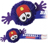 Baseball Mophead Character Logo Bug  by Gopromotional - we get your brand noticed!