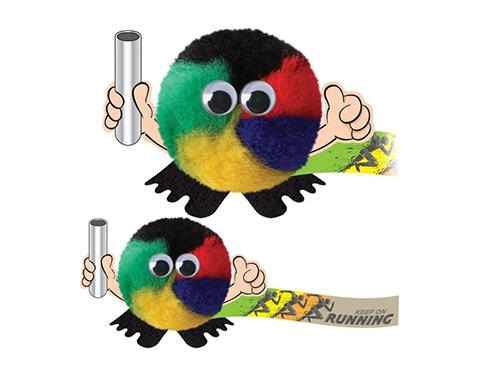 Baton Handholder Logo Bug