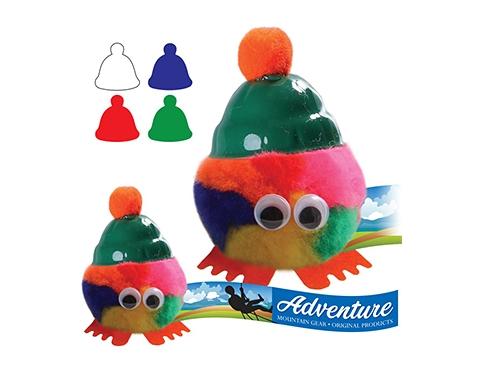 Bobble Hat Hatted Logo Bug