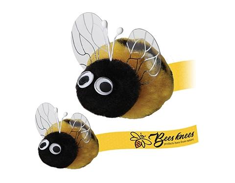 Bumble Bee Logo Bug