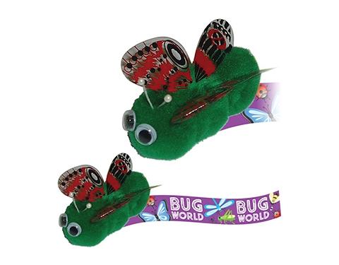 Butterfly Logo Bug