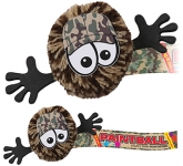 Camouflage Cap Mophead Character Logo Bug  by Gopromotional - we get your brand noticed!