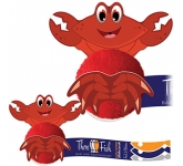 Card Head Crab Logo Bug  by Gopromotional - we get your brand noticed!