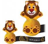 Card Head Lion Logo Bug  by Gopromotional - we get your brand noticed!
