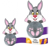 Card Head Rabbit Logo Bug  by Gopromotional - we get your brand noticed!