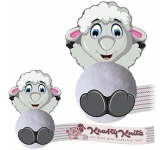 Card Head Sheep Logo Bug  by Gopromotional - we get your brand noticed!