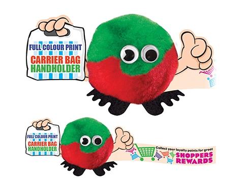 Carrier Bag Handholder Logo Bug