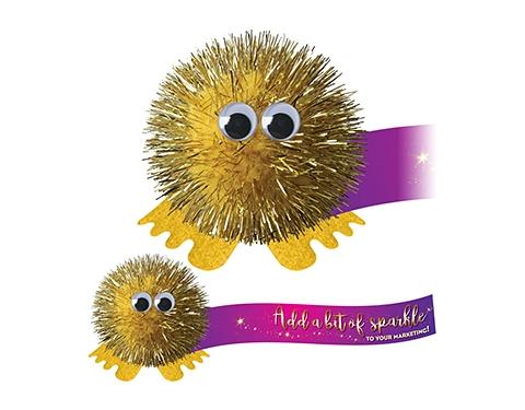 Glitter Logo Bug