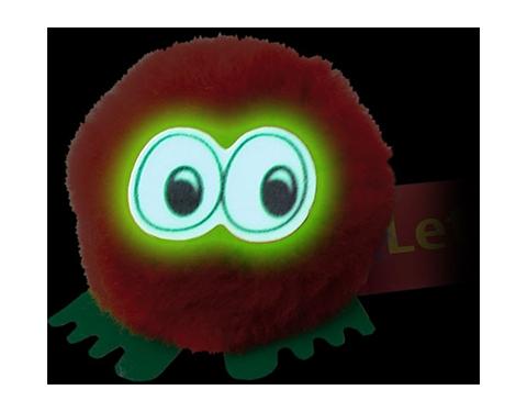 Glow In The Dark Logo Bug