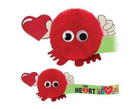 Heart Handholder Logo Bug