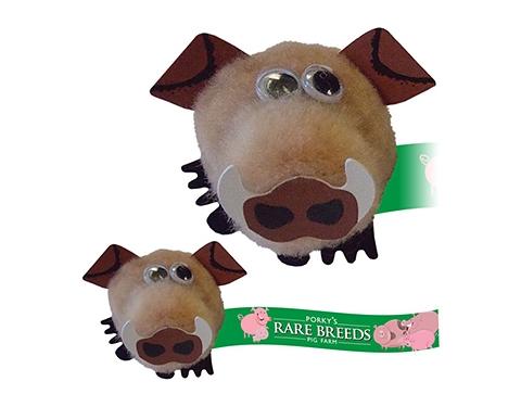 Hog Logo Bug