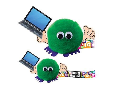 Laptop Handholder Logo Bug
