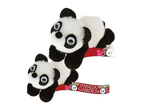 Large Panda Logo Bug