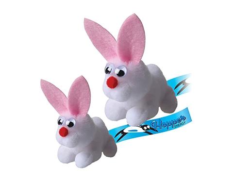 Large Rabbit Logo Bug