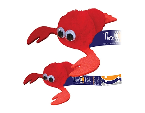 Lobster Logo Bug