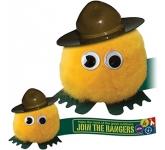Ranger Hatted Logo Bug