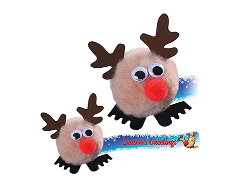 Reindeer Logo Bug