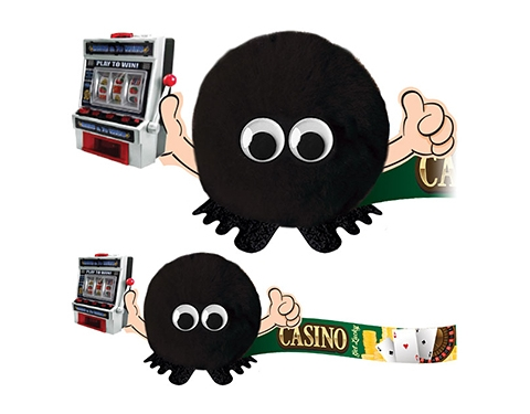 Slot Machine Handholder Logo Bug
