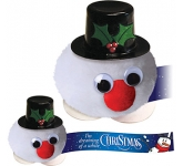 Snowman Logo Bug