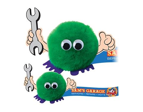 Spanner Handholder Logo Bug
