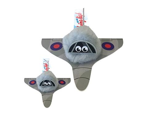 Vulcan Jet Fighter Logo Bug