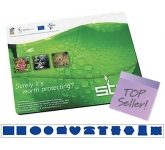 Hard Top Promotional Mouse Mat  by Gopromotional - we get your brand noticed!
