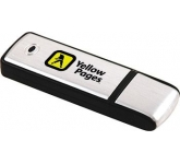Astro Aluminium FlashDrive  by Gopromotional - we get your brand noticed!