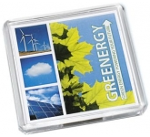 Square Acrylic Fridge Magnet  by Gopromotional - we get your brand noticed!