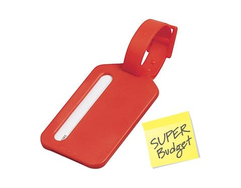 Premium Budget Luggage Tag
