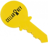 Key Shaped Acrylic Fridge Magnet  by Gopromotional - we get your brand noticed!