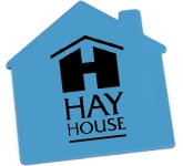 House Shaped Acrylic Fridge Magnet