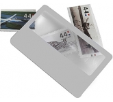 Credit Card Magnifier  by Gopromotional - we get your brand noticed!