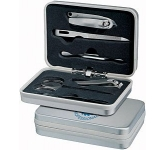 Milan 6 Piece Manicure Set