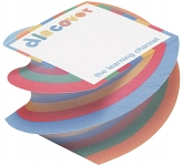 Baby Spiral Paper Block  by Gopromotional - we get your brand noticed!