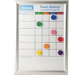 A3 Snap Frame Magnetic Memo Board