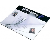 See Thru Mouse Mat  by Gopromotional - we get your brand noticed!