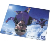 Textile Mouse Mat  by Gopromotional - we get your brand noticed!