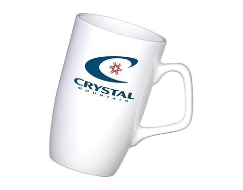 Corporate Mugs - White