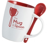 Spoon Mug  by Gopromotional - we get your brand noticed!